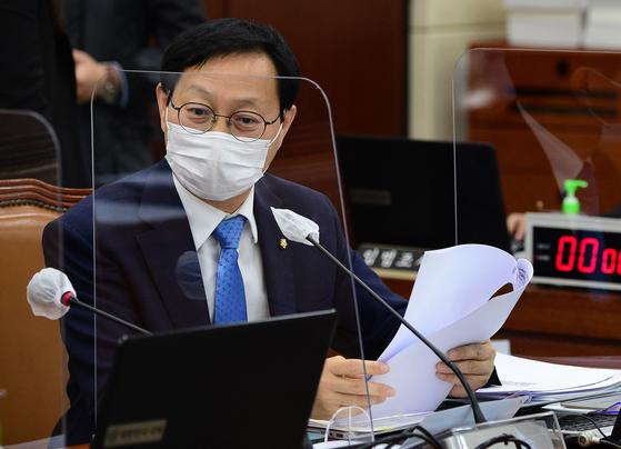 김성주 더불어민주당 의원. 오종택 기자