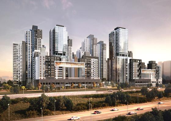 17억 아파트 거실, 3억 집과 똑같다···원베일리에 무슨 일이 [부동산 위키]