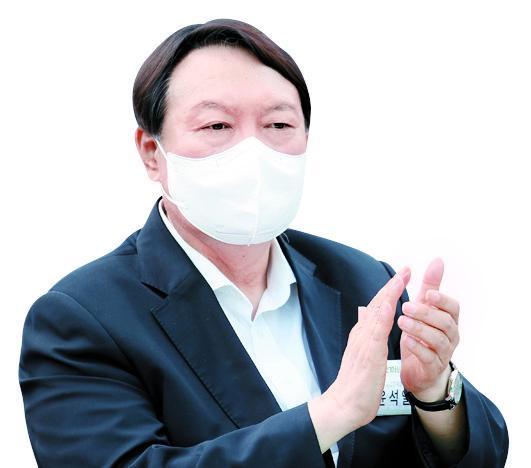 6월 9일 윤석열 전 검찰총장. 연합뉴스