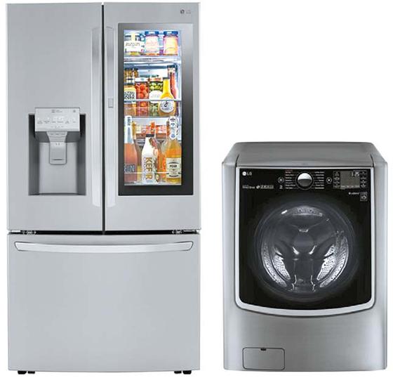 LG 냉장고·세탁기 신제품, 미국 소비자평가 잇단 1위