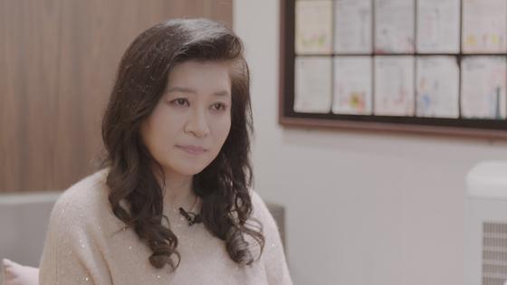 지난달 28일 오은영 박사가 중앙일보와 인터뷰 하고 있다. 정수경PD
