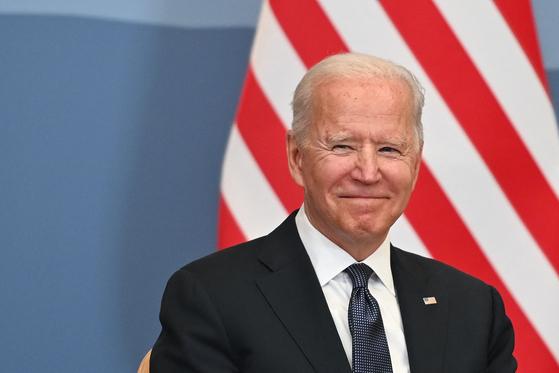 조 바이든 미국 대통령. AFP=연합뉴스