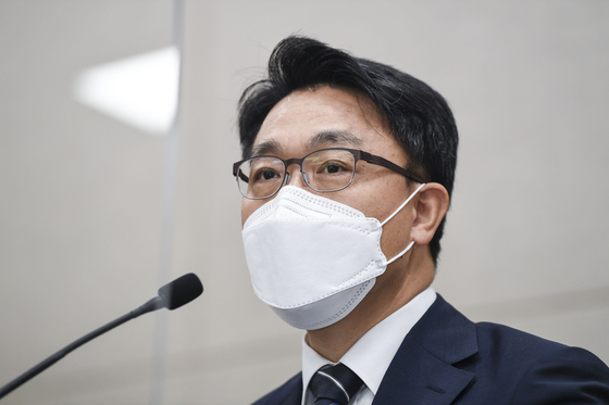 6월 17일 김진욱 고위공직자수사처 처장. 뉴스1