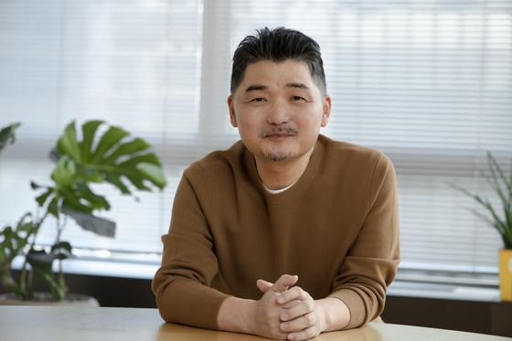카카오 김범수 의장. [사진 카카오]