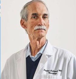 기억, 노화 분야에서 아두카누맙의 효과를 연구해 온 스테픈 살로웨이 교수. [페이스북 @Butler Hospital]