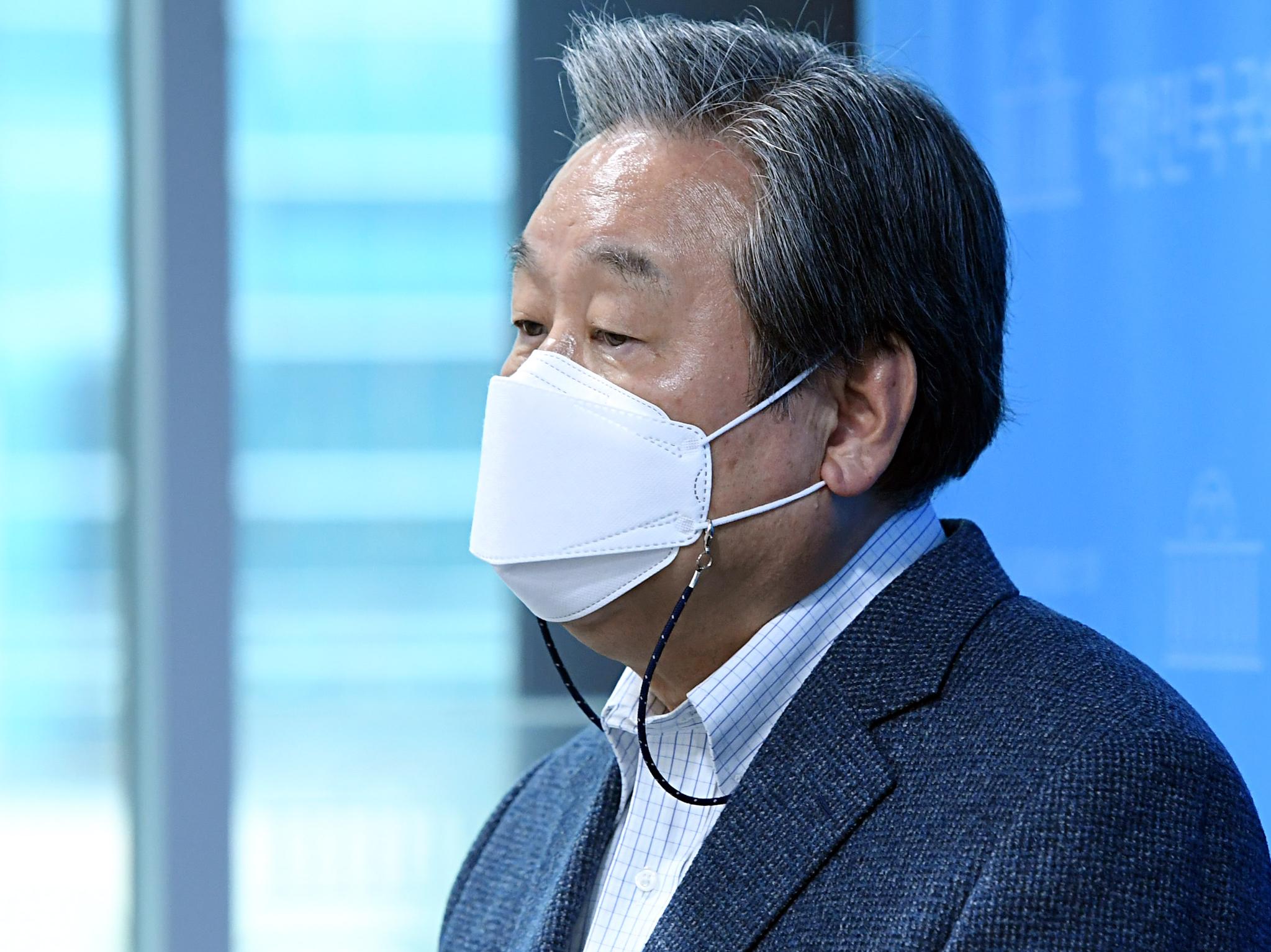 김무성 전 의원. 오종택 기자