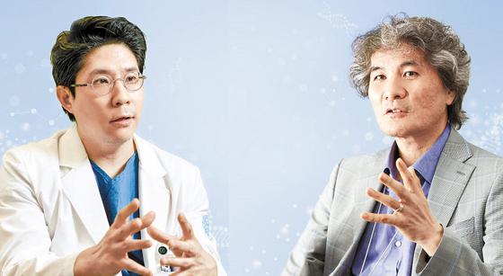 최병윤 교수, 이창준 단장 인터뷰