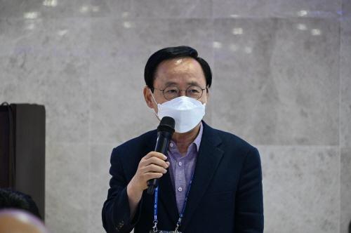 한국주민자치중앙회 이주영 총재