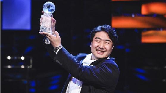 20일 'BBC 카디프 싱어 오브 더 월드'에서 우승한 바리톤 김기훈. [사진 아트앤아티스트]