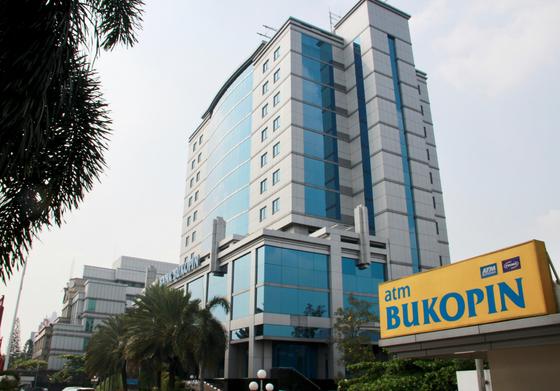 KB국민은행이 지난해 지분(67%) 인수로 경영권을 확보한 인도네시아의 부코핀은행. 부코핀은행은 인도네시아 자산기준 14위 중대형 은행으로 전국에 434개의 영업망이 있다. 국민은행 제공.