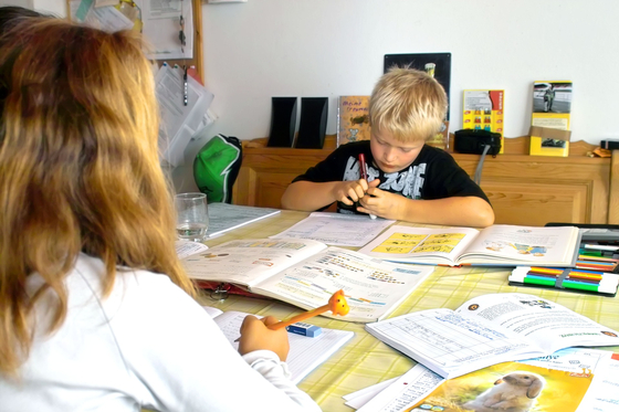 스위스에선 남학생이 학교 교육에 불리하다는 불만이 터져나오고 있다. 사진은 기사의 특정 내용과 직접적인 관련은 없다. 사진 Helmut H. Kroiss