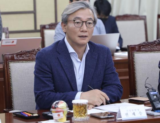 전재수(북강서갑) 더불어민주당 의원. 뉴스1