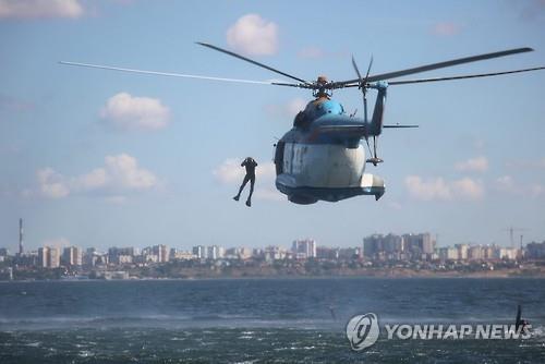 """美, 흑해 연합훈련에 한국 초청…한국군 """"불참"""""""