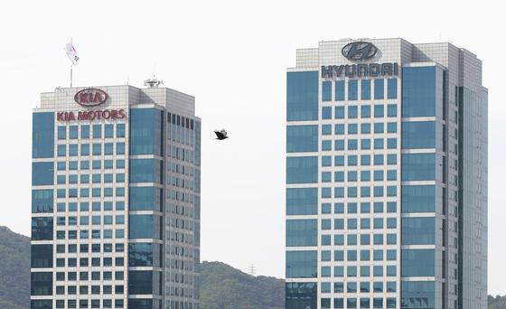 서울 서초구 양재동 현대자동차 본사. 뉴스1