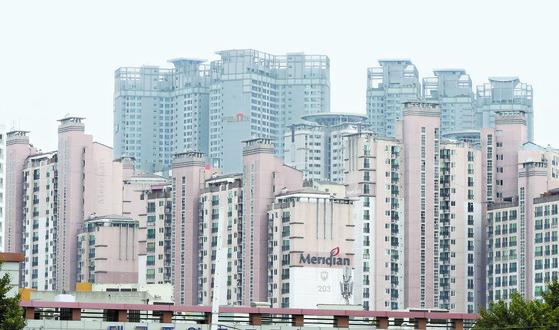 대구 수성구 범어동 아파트 단지 자료사진. 연합뉴스