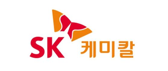 SK케미칼 로고.