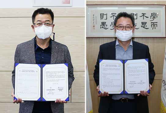 승강기 안전공단-한국과학기술연구원 전북분원 업무협약