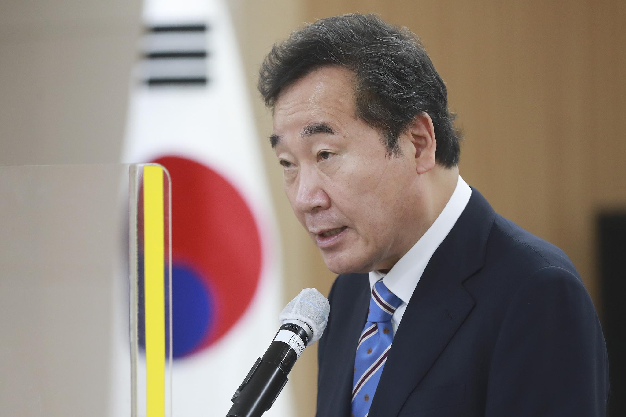 이낙연 더불어민주당 전 대표. 오종택 기자