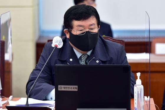 설훈 더불어민주당 의원. 오종택 기자