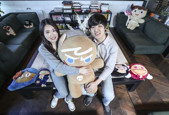 [팩플] 올 주가 3448% 껑충 '쿠키런'…'2박3일 제주 합숙'이 출발점