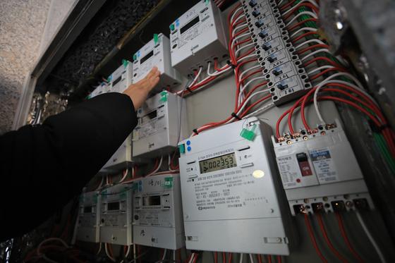 전기 계량기. 뉴스1