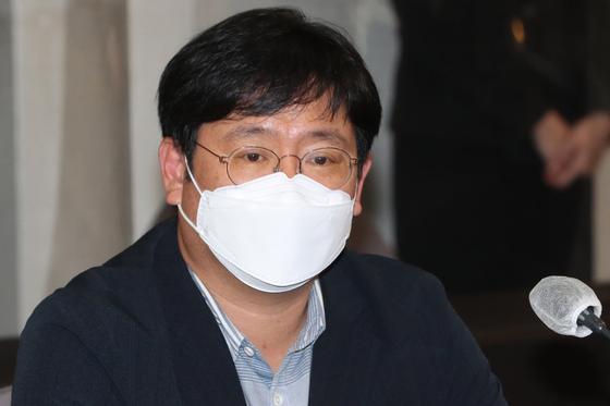 최인혁 네이버 최고운영책임자. 연합뉴스