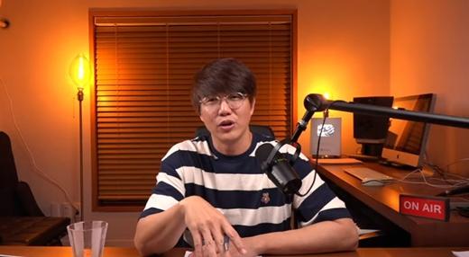 사진 가수 성시경 유튜브