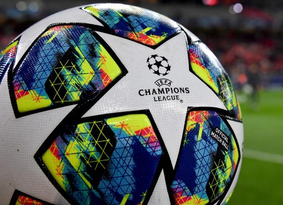 챔피언스리그를 비롯한 UEFA 산하 대회가 원정 다득점 규정을 배제한다. [AFP=연합뉴스]