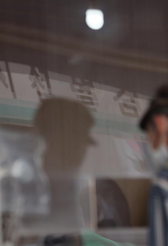 서울시내 한 선별검사소 모습. *기사내용과 직접적인 관련 없습니다. 연합뉴스