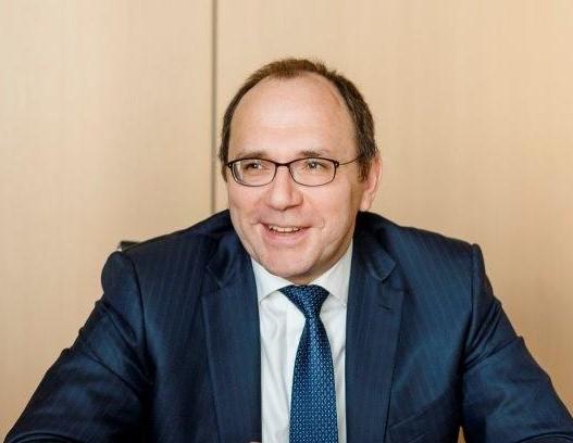 Peter Gasman PwC ESG Global Leader