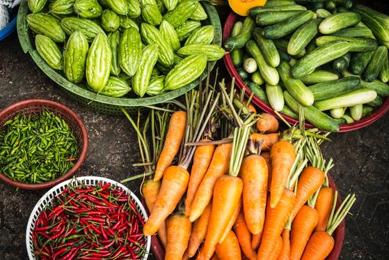 경기도는 농업이 좋아 쌀 뿐만 아니라 어지간한 과일과 채소가 다 나온다. [사진 unsplash]