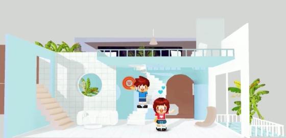 싸이월드가 이달 중 베타 서비스를 앞두고 '3D 미니룸' 메이킹 영상을 2일 유튜브에서 공개했다. [사진 싸이월드제트]