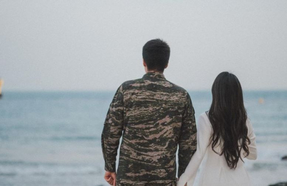 '권광진 SNS 캡처 사진'