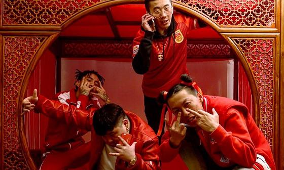 중국 대표 힙합 그룹 하이어브라더스 ⓒ아미노