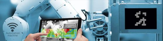 독일의 한 화학 산업 회사의 디지털·자동화 공정 [독일 화학산업사용자협회(BAVC)]