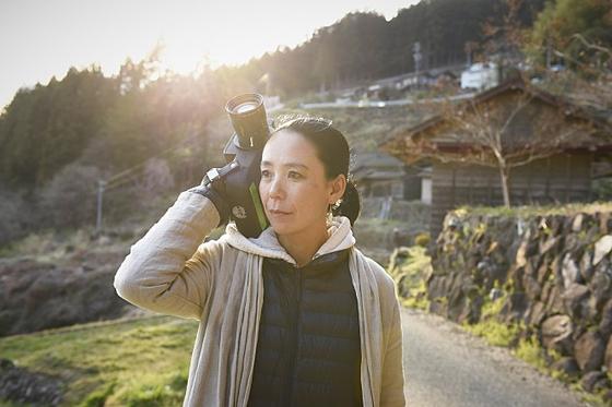 칸 영화제가 사랑한 일본 여성 감독, 가와세 나오미(河瀨直美). [가와세 나오미 감독 공식 홈페이지]
