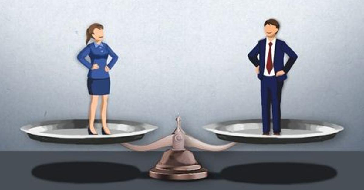 성 평등 일러스트. 연합뉴스