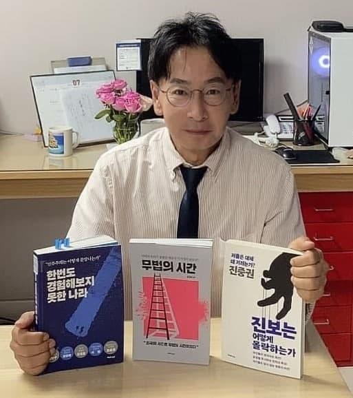 출판사 '천년의 상상' 선완규 대표. [사진 선완규]