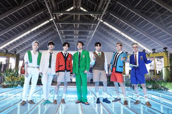 버터→PTD→버터, BTS 빌보드 9주연속 1위