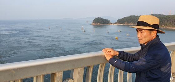 이래진 씨의 동생은 지난해 9월 서해 북단 소연평도 해상에서 실종됐다가 북한군에 의해 사살됐다. 장세정 기자.