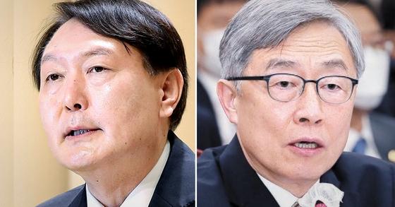 [단독]尹·崔 캠프 좌장 영입전? 잇따라 김종인·김병준 만났다