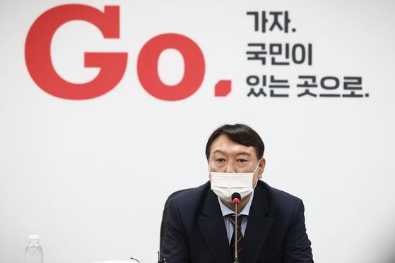 이준석 여수에, 김기현은 휴가…국민의힘도 당황한 '尹 입당'