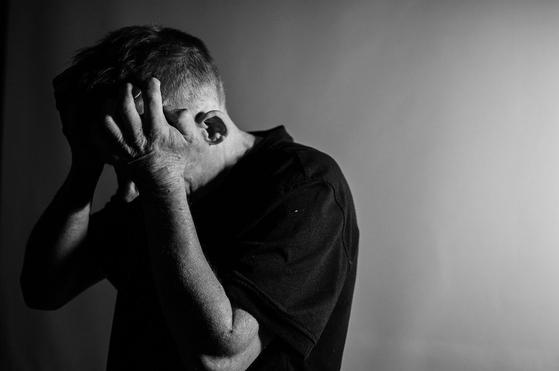 우울 관련 이미지. 사진 pixabay