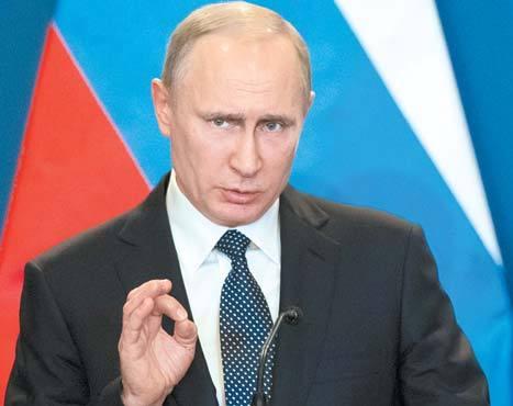 푸틴 대통령