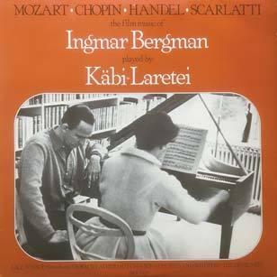 잉마르 베리만 영화에 사용한 캐비 라레타이 피아노 연주 모음집.