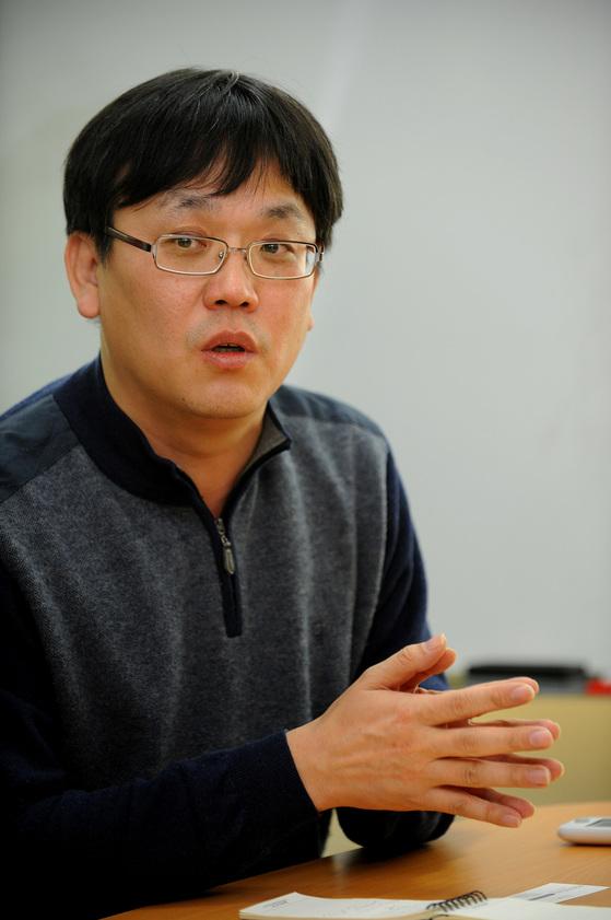 장은수 편집문화실험실 대표.