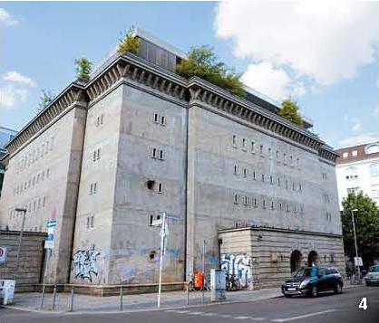 4 대피소?포로수용소에서 미술관으로 변신한 '벙커' 보로스 컬렉션.