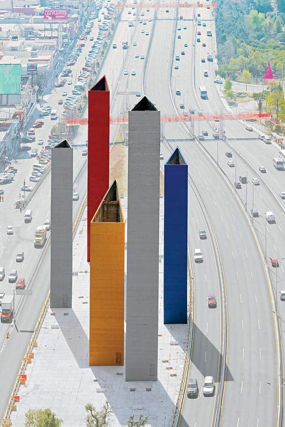 올리보 바르비에리의 '특정 장소_멕시코시티 11'(2011) ⓒOlivo Barbieri
