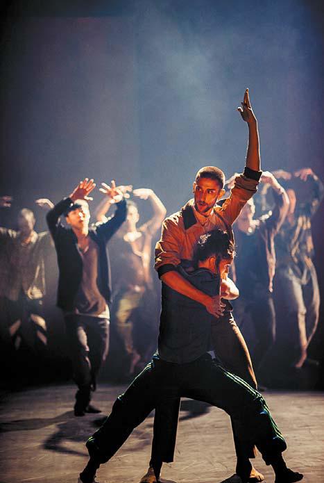 ⓒRahi Rezvani, Nederlands Dans Theater, Hofesh Shechter, Vladimir
