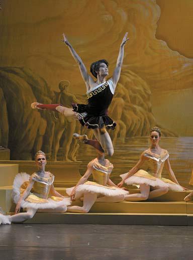 마린스키 발레단 '실비아' 공연 모습 Photo by Valentin Baranovsky ⓒ State Academic Mariinsky Theatre